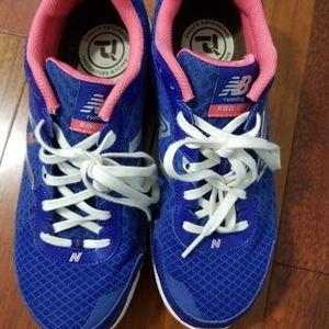 NB Blue Women's 590v3 Tunning Shoes 80420-2S4